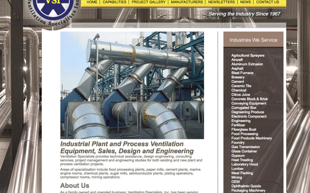 VSI Ventilation