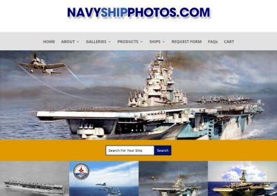 Navy Ship Photos