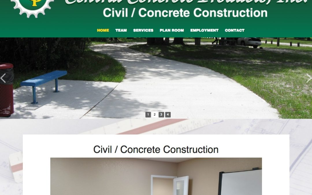 Central Concrete Products