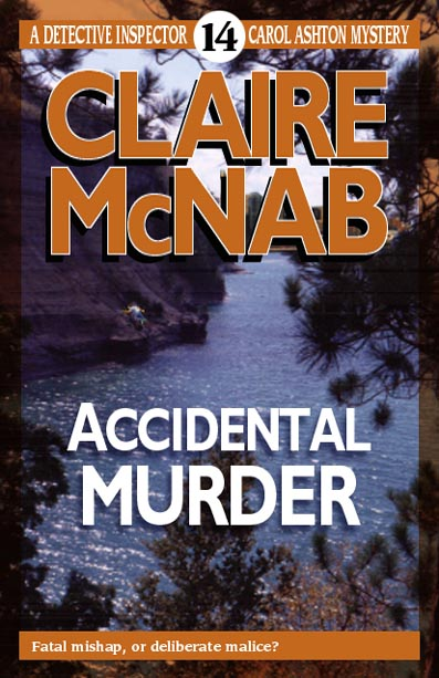 Accidental Murder by Claire McNab Book Cover