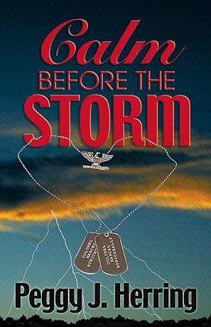 Calm Before The Storm by Peggy Book Cover