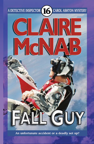 Fall Guy by Claire McNab Book Cover