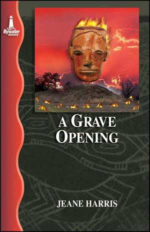 A Grave Opening Book Cover