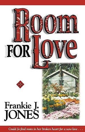 Room fo Love Frankie J. Jones book cover