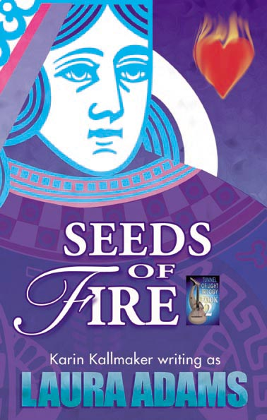 Seeds of Fire by Laura Adams Book Cover