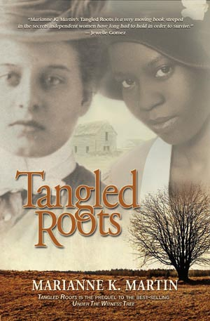 Tangled Roots by Marianne K. Martin Book Cover