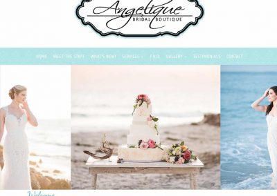 Angelique Bridal Boutique