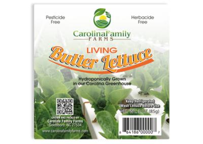 Carolina Family Farms Buttle Lettuce