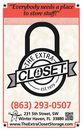 The Extra Closet Poster