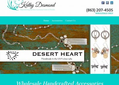 Kathy Desmond Accessories