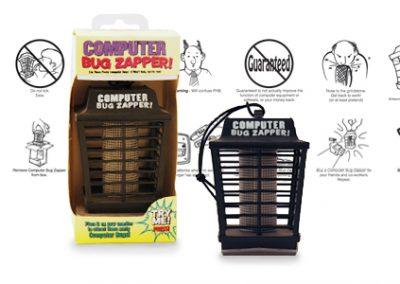 Bug Zapper Package Design