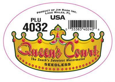 Queen's Court Seedless Watermelon