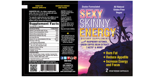 Sexy Skinny Energy