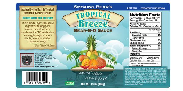 Tropical Breeze BBQ