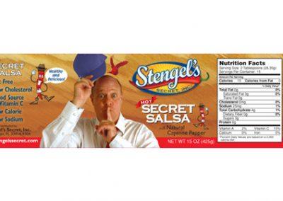 Stengel's Secret Salsa