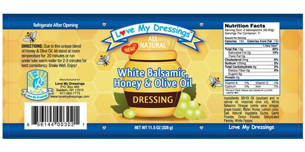 White Balsamic