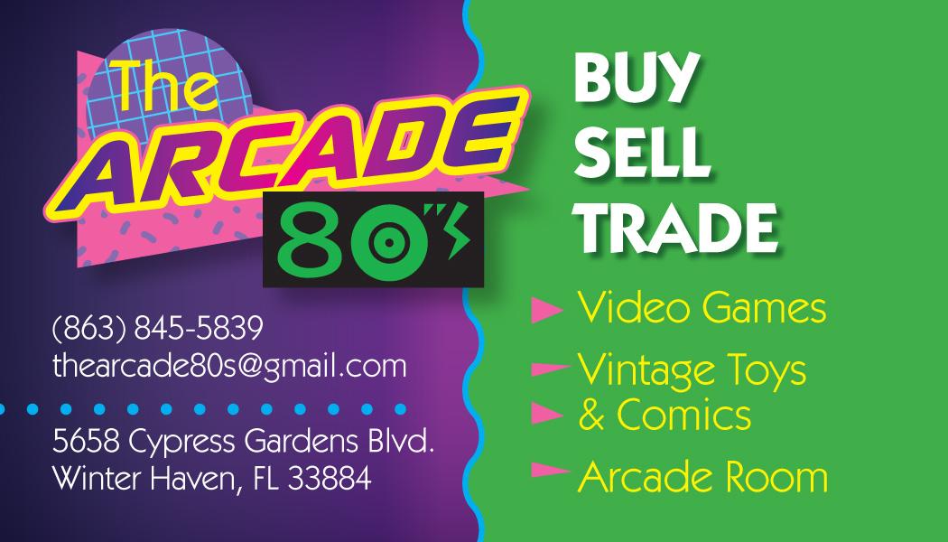 The Arcade 80's