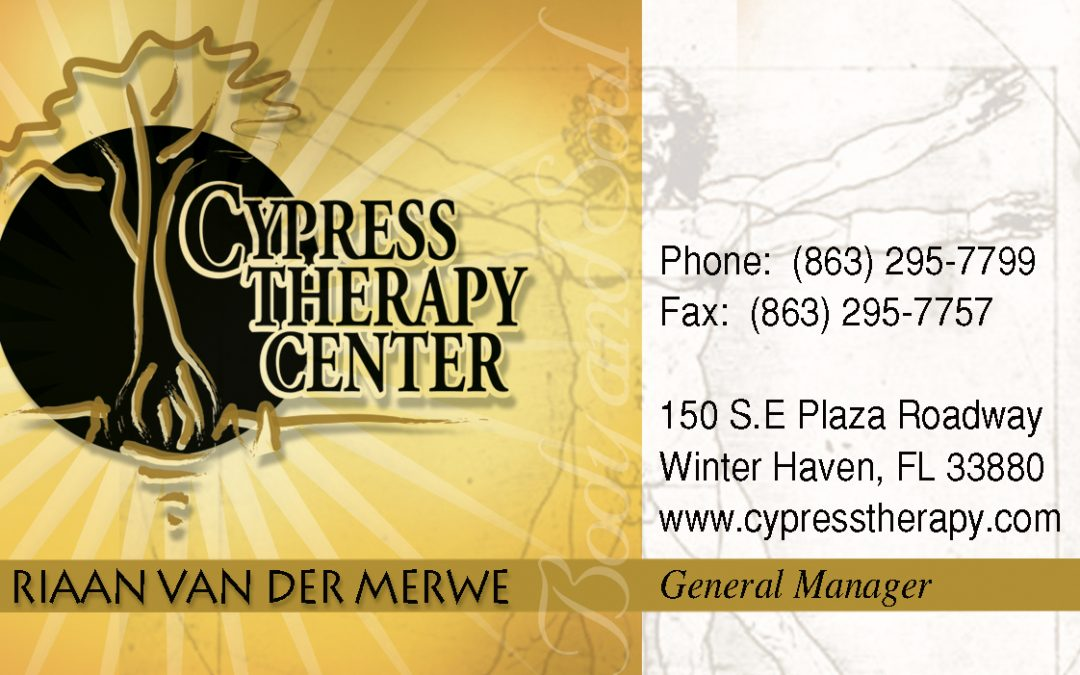 Cypress Therapy Center