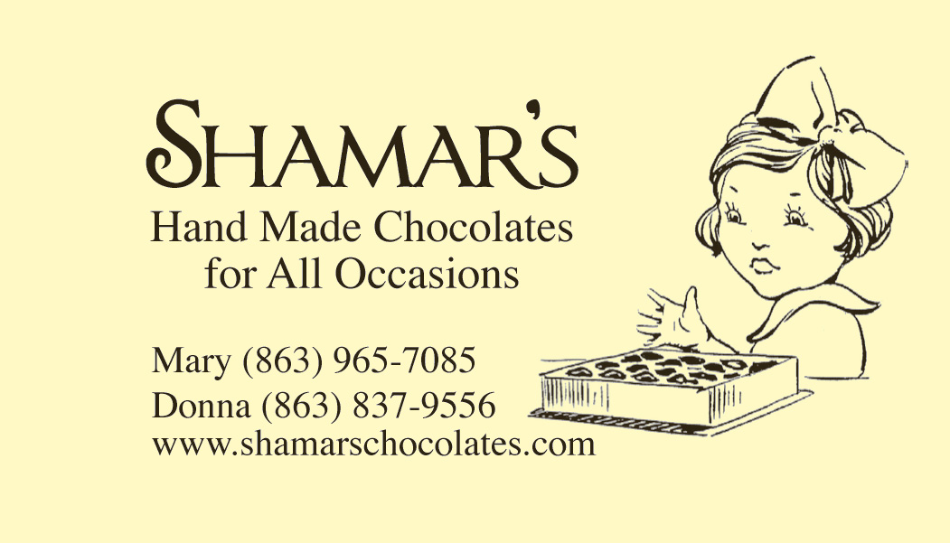 Shamar's Chocolates