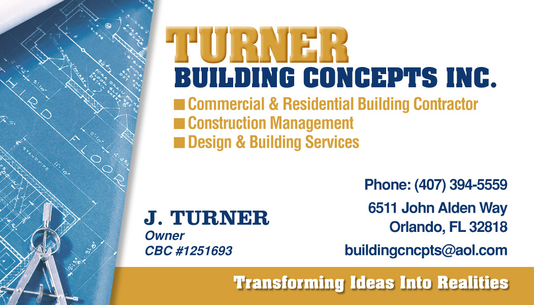 Turner Building Concepts