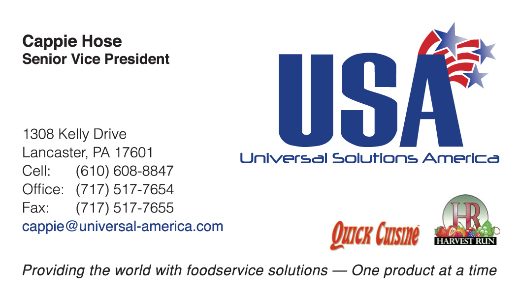 Universal Solutions America