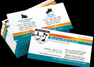 Beacon Hill Card