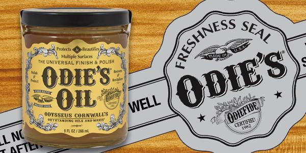 Odies jar and seal