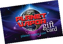 Planet Vapor Gift-Card