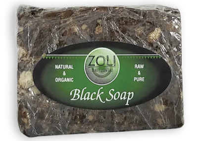 Zoli Black Soap