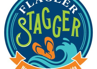 Flagler Stagger Logo