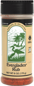 Everglades Label Design