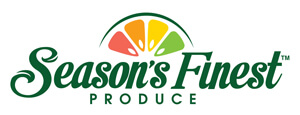 Seaon's Finest Produce Logo Designed By Phoenix Graphics