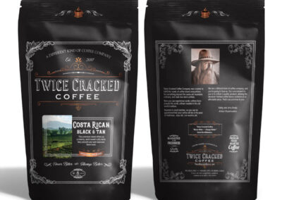 Twice Cracked Coffee Bags