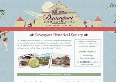 Davenport Historical Society