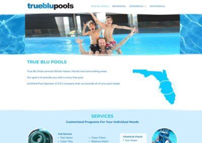 True Blu Pools